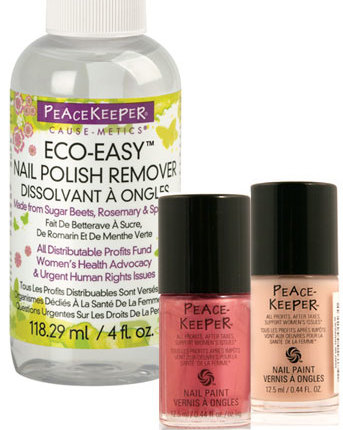 Review: Peacekeeper Nail Polish