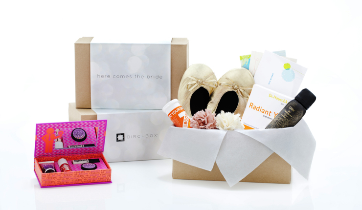 Birchbox Limited Edition Bridal Box