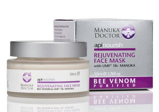 Manuka Doctor - Bee Venom Rejuvenating Face Mask