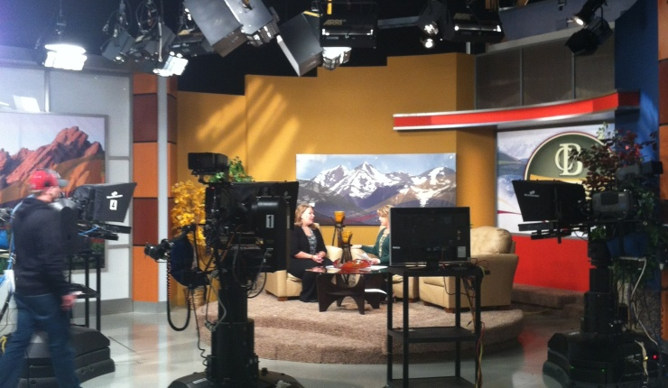 I'll Be on Colorado's Best on Channel 2 in Denver Tomorrow!