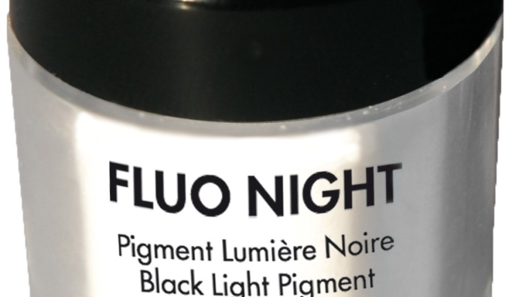 black light pigment