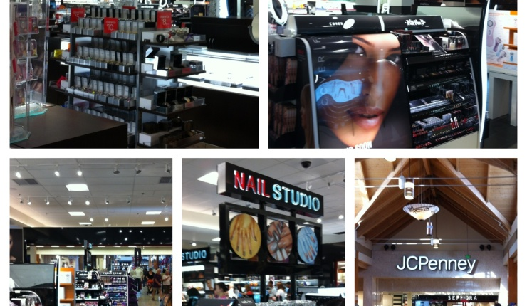 New Sephora Now Open Inside JC Penny in Park Meadows Mall here in Colorado!