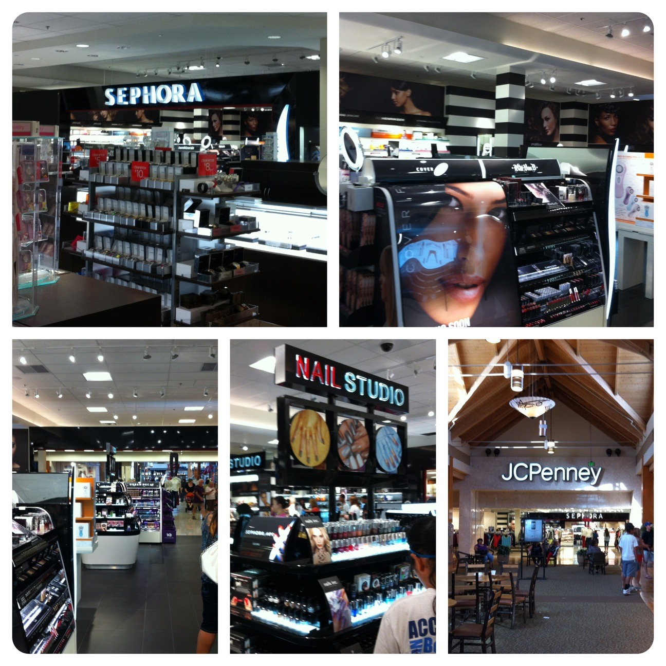 Penneys Dept Store: New Sephora Now Open Inside JC Penny In Park Meadows Mall