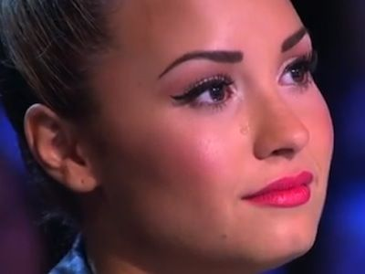 How to Get Demi Lovato's Bold Lips