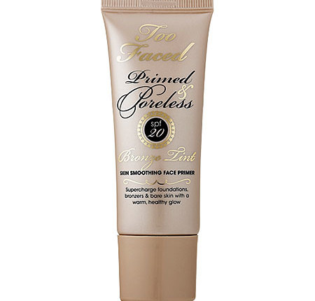 Too Faced Primed and Poreless Bronze