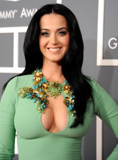 Katy Perry at 2013 Grammy Awards