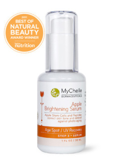 Apply Brightening Serum