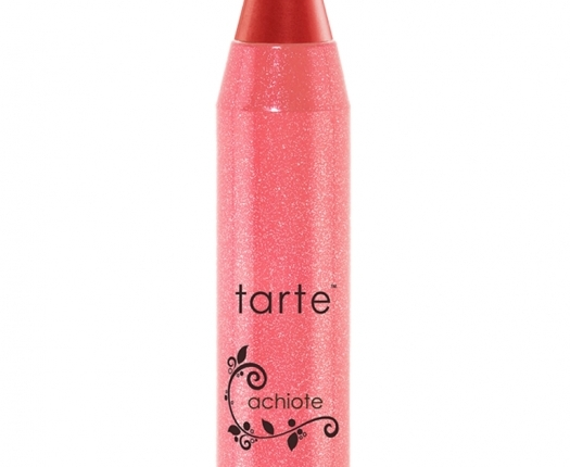 tarte lip luster in achiote
