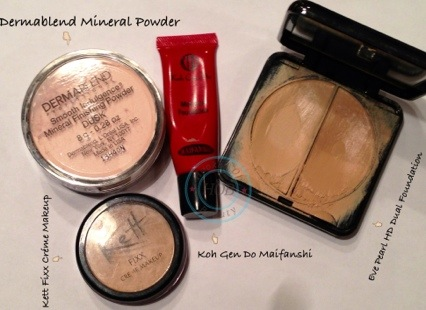 What's In My Kit? My Favorite Professional Foundations