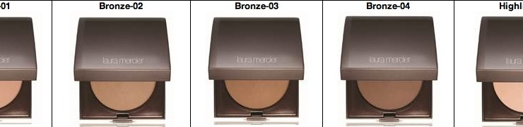 New Laura Mercier Matte Radiance Baked Powder Bronzers