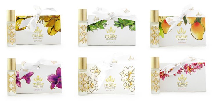 Malie Natural Perfumes