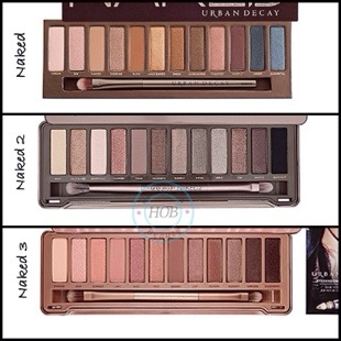 Urban Decay Naked 3 Palette is Here