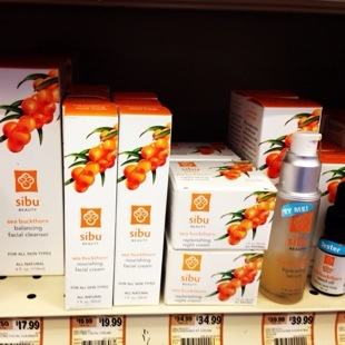 Sibu Beauty Sea Buckthorn Oil