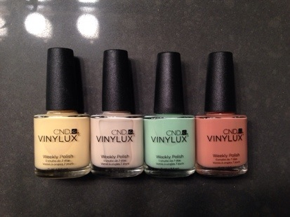 How to Get A No-Chip Manicure At Home Using CND VINYLUX