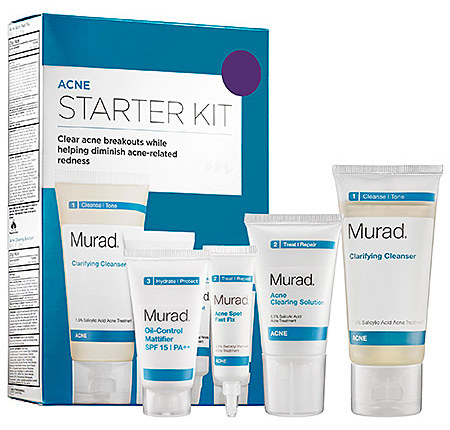 Acne Skin? Try This: Murad Acne Starter Kit