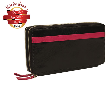 The Wallet That Oprah and I Both Have: Tusk Capri