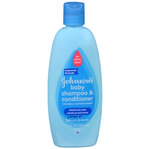 johnsons shampoo