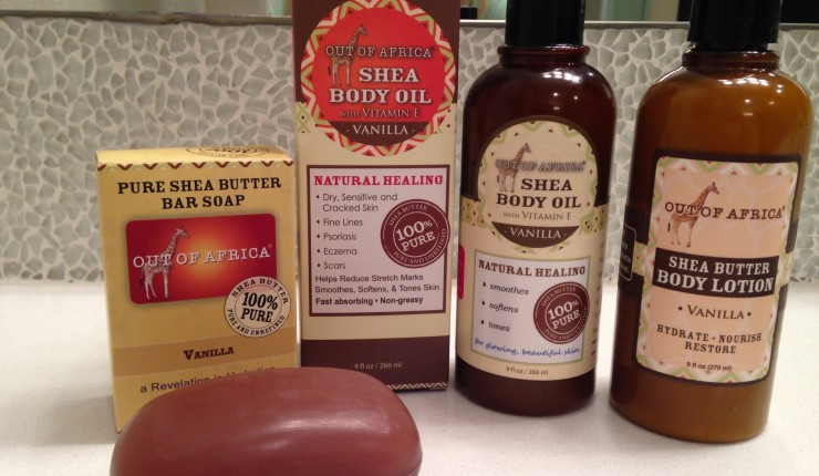 Why You Should be Using Shea Butter