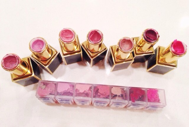 Tom Ford Lips & Boys Lipsticks & The Best Way to Store Lipsticks