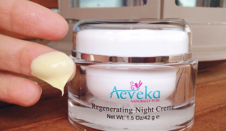 Aeveka Regenerating Night Cream