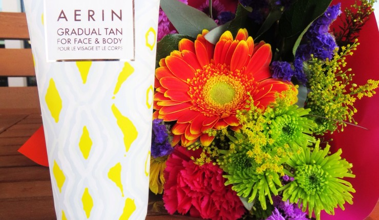 Aerin Gradual Tan for Face and Body: One of the Best Around