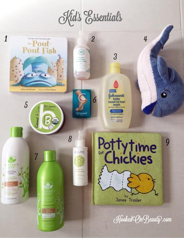 Kid's Essentials