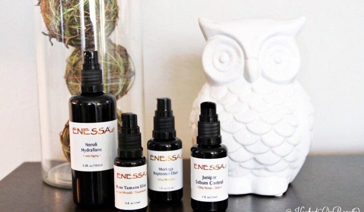 The 4 Skincare Ingredients You Probably Don't Know (But Should!) Healing Facial Oils from Enessa