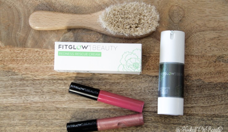 Perfect Glosses and a Redness Reducer From Fitglow Beauty