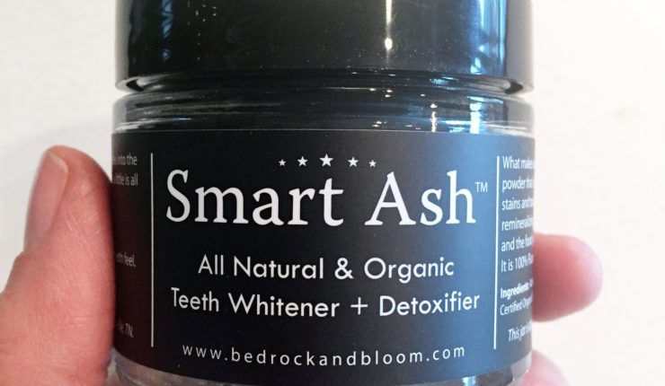 Ditch the White Strips: Smart Ash to the Rescue