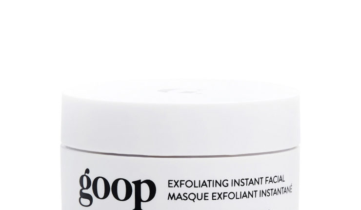 Review: Goop Exfoliating Instant Facial