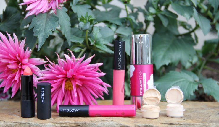 A Super C Serum & Foundation That Acts Like Skincare With FitGlow Beauty